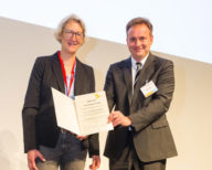 Annette Horstmann awarded with the DAG research prize